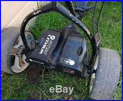 Motocaddy S1 Lithium Electric Golf Trolley. FREE UK Shipping