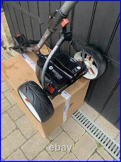Motocaddy S1 Pro Electric Golf Trolley With Lithium Battery