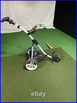 Motocaddy S1 Pro Electric Golf Trolley with Lite Power Lithium Battery