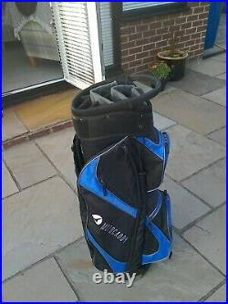 Motocaddy S1 Pro Electric Golf Trolley with Lithium Battery and Cart Bag