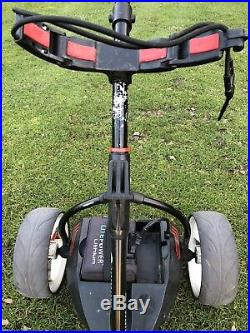 Motocaddy S1 Pro Electric Golf Trolly Lithium Battery