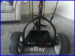 Motocaddy S1 Pro Electric Trolley new lithium battety
