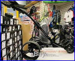 Motocaddy S1 Stealth 36 Hole Lithium Electric Golf Trolley 24 Hour Delivery