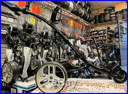 Motocaddy S3 36 Hole Lithium Electric Golf Trolley Superb 24 Hour Delivery