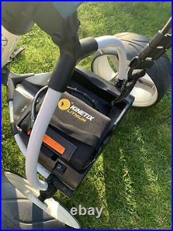 Motocaddy S3 Digital Golf Trolley With New Lithium Battery and Charger