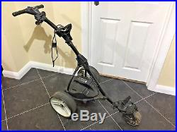 Motocaddy S3 PRO Electric Golf Trolley + S-Series Lithium Battery + Winter Wheel