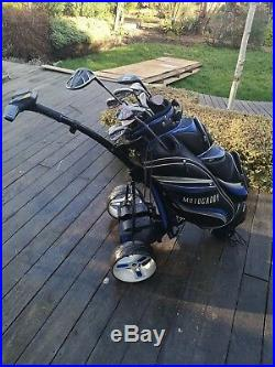 Motocaddy S3 Pro Didgital Golf Trolley Brand new (Lithium Battery & Charger)
