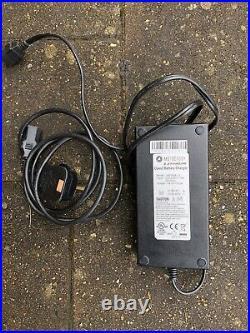 Motocaddy S3 Pro Electric Golf Trolley 36 Hole Lithium Battery+Umbrella Holder