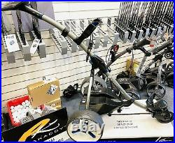 Motocaddy S3 Pro Electric Golf Trolley Lithium- High Spec- 24 Hour Delivery
