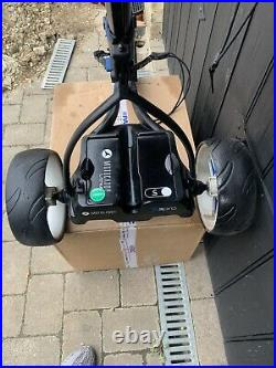 Motocaddy S3 Pro Electric Golf Trolley With Lithium Battery