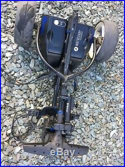 Motocaddy S3 Pro Electric Golf Trolley with 18H Lithium Battery New Pics Added
