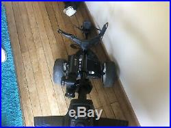Motocaddy S3 Pro Electric Trolley 36 Hole Lithium