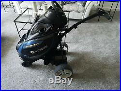 Motocaddy S3 Pro Electric Trolley + Travel Bag new lithium battety