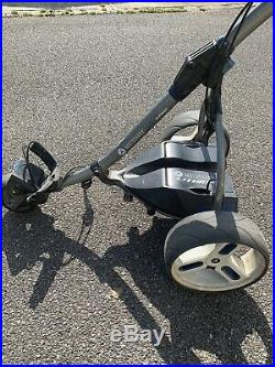Motocaddy S3 Pro Extended Lithium Battery Golf Trolley, Battery and Charger