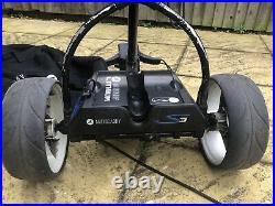 Motocaddy S3 Pro Lithium Electric Golf Trolley