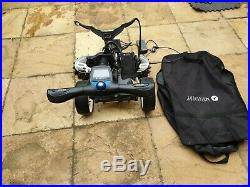 Motocaddy S3 Trolley And 18 Hole Lithium Battery