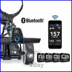 Motocaddy S5 Connect Electric Golf Trolley Alpine 36-Hole Lithium NEW! 2019