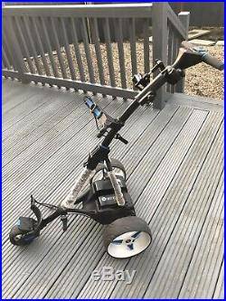 Motocaddy S5 Connect Extended Lithium Trolley