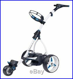 Motocaddy S5 Connect Trolley with Extended Lithium Battery