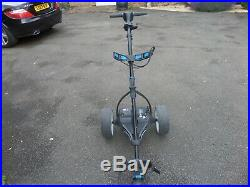 Motocaddy S5 Connect electric golf trolley, lithium battery and charger V. G. C