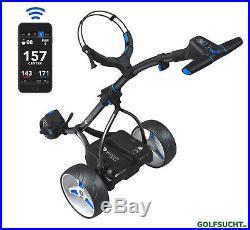 Motocaddy S5 GPS Lithium 27+ Golf Elektrotrolley Modell 2017