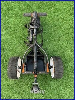 Motocaddy S7 Remote 20Ah Lithium Battery Golf Trolley