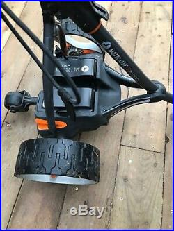Motocaddy S7 Remote 20Ah Lithium Battery Golf Trolley TRLS7GRPSL