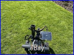 Motocaddy S7 Remote Control Electric Golf Cart Trolley Black 36 Hole Lithium