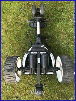 Motocaddy S7 Remote Control Electric Golf Cart Trolley, Ultra Lithium, Very Good