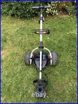 Motocaddy S7 Remote Control Electric Golf Cart Trolley, Ultra Lithium battery