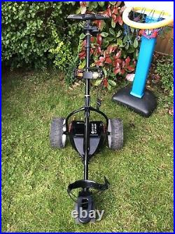 Motocaddy S7 Remote Control Electric Golf Cart Trolley, Ultra Lithium, extras, VGC
