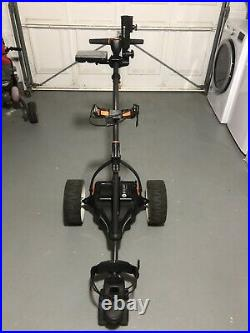 Motocaddy S7 Remote Control Golf Trolley with 36 hole Lithium Battery