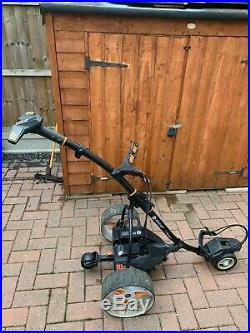 Motocaddy S7 Remote Controlled Golf Trolley With Lithium Ultra Battery