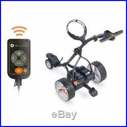 Motocaddy S7 Remote Electric Golf Trolley