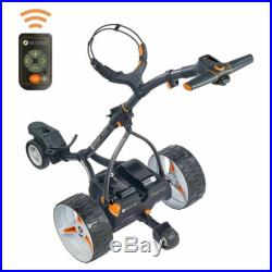 Motocaddy S7 Remote Electric Golf Trolley Lithium battery