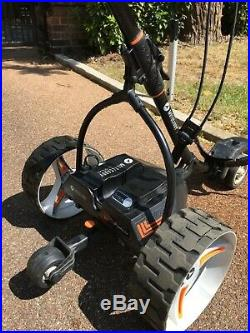 Motocaddy S7 Remote Electric Trolley 20AH Lithium Battery + Free PING Bag