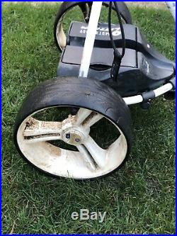 Motocaddy electric golf trolley (Lithium Battery)