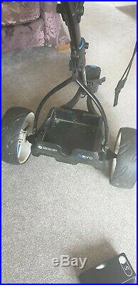 Motocaddy electric golf trolley lithium S 3 Pro