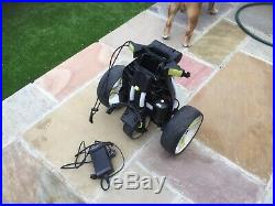Motocaddy m1 pro electric trolly With 18 Hole Lithium Battery