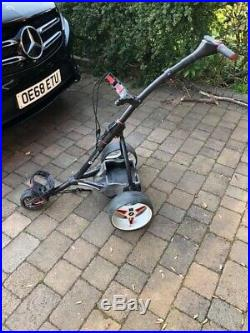 Motocaddy s1 Electric Golf Trolley with Lithium 18 Hole battery and charger