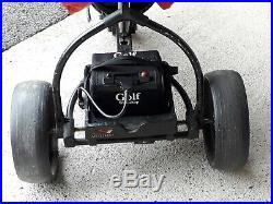 Motocaddy s1 Electric Golf Trolley with lithium battery and charger