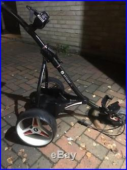 Motocaddy s1 didgital electric golf trolly Brand New lithium battery & Charger