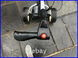 Motocaddy s1 electric golf trolley Extended Lithium