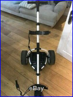 Motocaddy s1 electric golf trolley (brand new lithium & Charger)