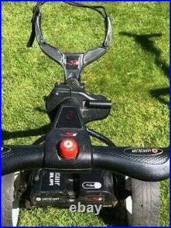 Motocaddy s1 electric golf trolley lithium Battery