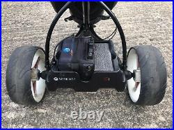 Motocaddy s1 electric golf trolley-lithium battery plus Accessory Pack & bag