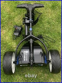 Motocaddy s3 electric golf trolley 36 Hole Lithium Battery