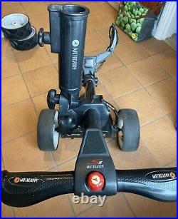 Motorcaddy 2012 S1 Digital Electric Golf Trolley Lithium Plus Winter Wheels