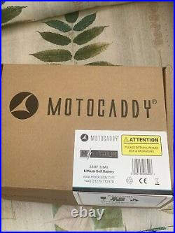 Motorcaddy Lithium M Series Battery With Charger for Motocaddy Trolley