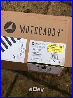 Motorcaddy M1 PRO Electric Lithium Battery Trolley
